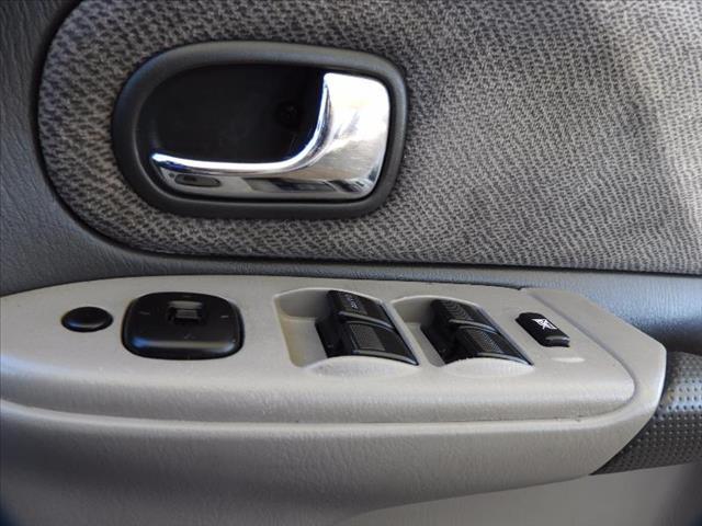 2002  Mazda 323 Protege BJ II Sedan