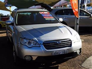 2006  Subaru Outback  B4A Wagon
