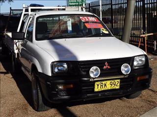 1998  Mitsubishi Triton GLX MK Cab Chassis