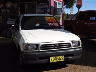 2000  Toyota Hilux  RZN149R Utility