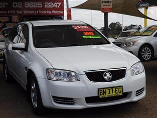 2012  Holden Commodore Omega VE II Wagon