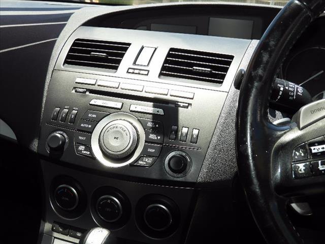 2009  Mazda 3 SP25 BL10L1 Hatchback