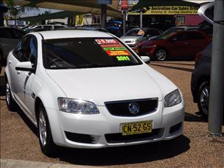 2011  Holden Commodore Omega VE II Sedan
