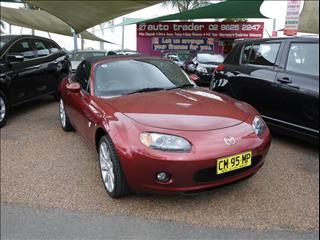 2006  Mazda MX-5  NC30F1 Softtop