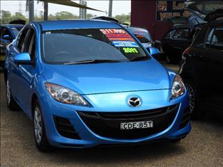 2011  Mazda 3 Neo BL10F1 Sedan