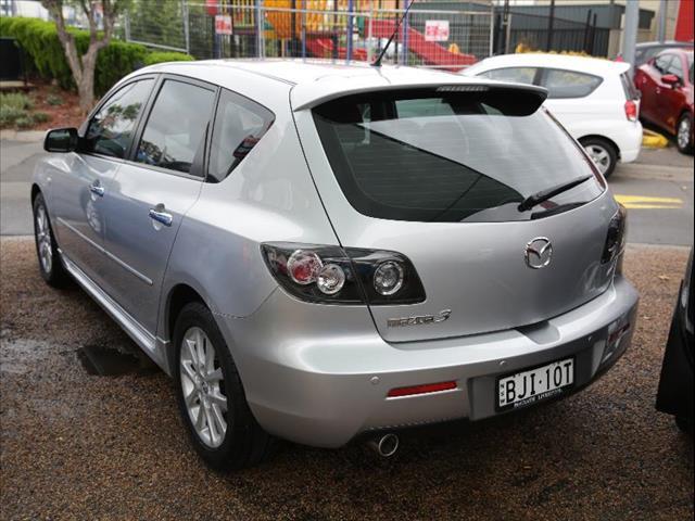 2009  Mazda 3 Maxx BK10F2 Hatchback