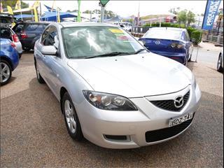 2007  Mazda 3 Maxx BK10F2 Sedan