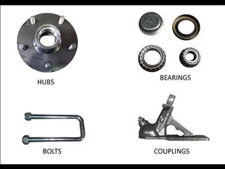 Service, Parts and Accessories