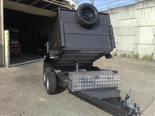 Hydraulic Tipper Trailer - Dual Axle (Item 233)