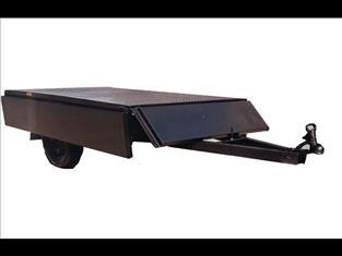 Table Top Box Trailer (Item 17)