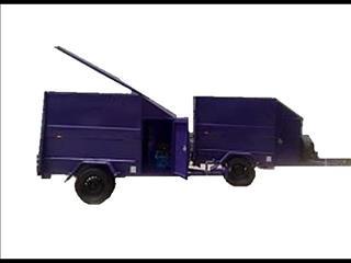 Enclosed Box Trailer Enclosed Single Axle (Item 66)