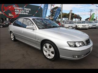 2006 HOLDEN STATESMAN International WL SEDAN