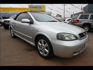 2004 HOLDEN ASTRA  TS CONVERTIBLE