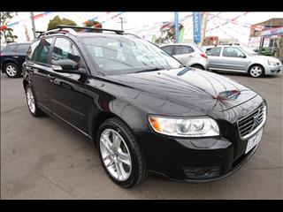 2008 VOLVO V50 T5 (No Series) WAGON