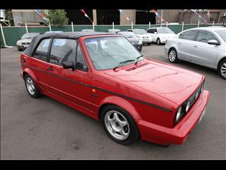 1995 VOLKSWAGEN GOLF  (No Series) CABRIOLET