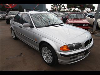 2001 BMW 3 SERIES 318i Executive E46 SEDAN