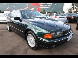 1997 BMW 5 SERIES 535i E39 SEDAN