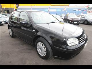 2002 VOLKSWAGEN GOLF  4th Gen HATCHBACK