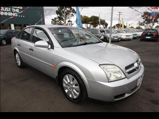 2003 HOLDEN VECTRA CD ZC HATCHBACK