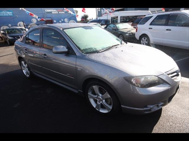 2004 MAZDA 3 SP23 BK Series 1 SEDAN