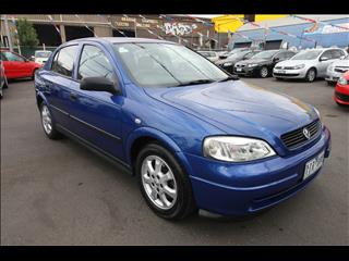 2005 HOLDEN ASTRA Classic Equipe TS HATCHBACK