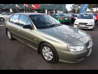 2005 HOLDEN COMMODORE Executive VZ SEDAN