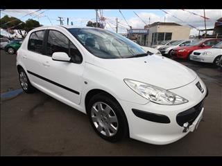 2006 PEUGEOT 307 XSE HDi 2.0 MY06 UPGRADE 5D HATCHBACK