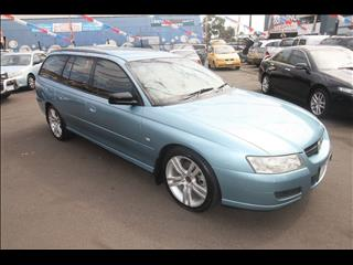 2006 HOLDEN COMMODORE Executive VZ WAGON
