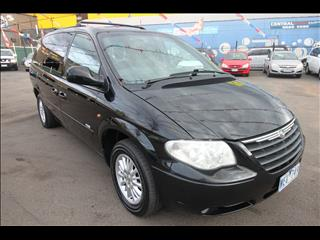 2008 CHRYSLER GRAND VOYAGER Limited 5th Gen WAGON