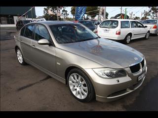 2008 BMW 320D Executive E90 SEDAN