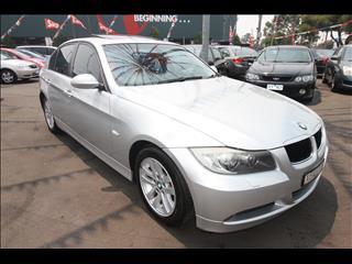 2008 BMW 3 SERIES 320i E90 SEDAN