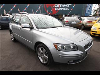 2007 VOLVO V50 D5 (No Series) WAGON