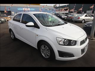 2012 HOLDEN BARINA  TM SEDAN