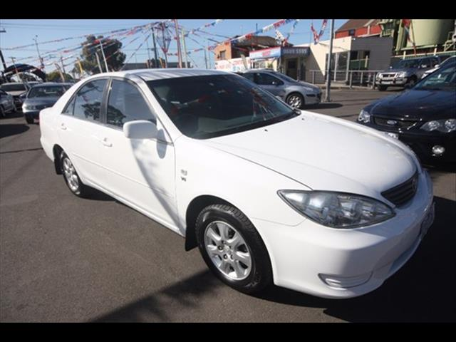 2006 TOYOTA CAMRY ALTISE LIMITED MCV36R SEDAN