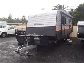 Atlantic Endeavour 20' All Terrain Family Van
