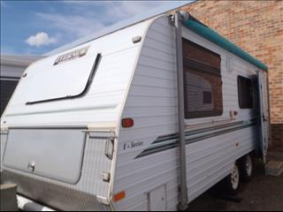 2001 Evernew E Series 18'6