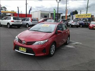 2013 Toyota Corolla Ascent ZRE182R Hatchback