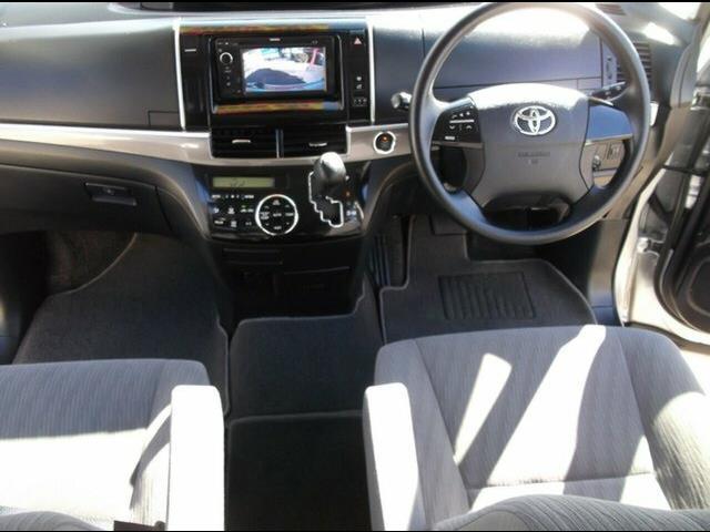 2015 Toyota Tarago GLi ACR50R MY13 Wagon