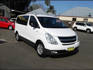 2014 Hyundai iMAX  TQ MY13 Wagon