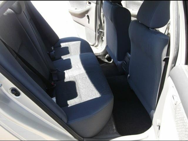 2006 Toyota Corolla Ascent ZZE122R MY06 Upgrade Sedan
