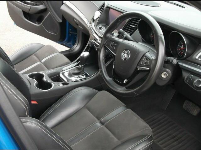 2015 Holden Commodore SV6 VF II Sedan