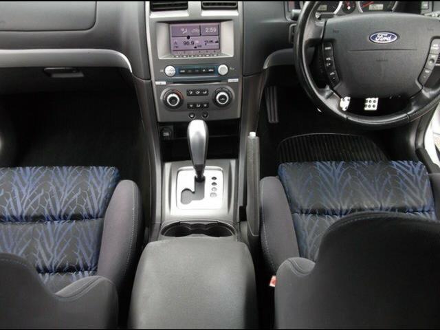 2005 Ford Falcon XR6 BA MkII Sedan