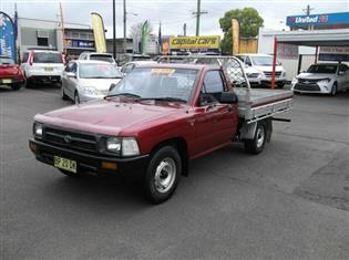 1994 Toyota Hilux  RN85R Cab Chassis