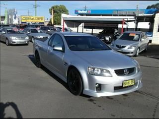2008 Holden Commodore SV6 VE MY08 Sedan