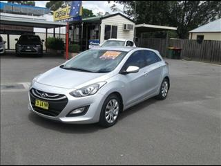2014 Hyundai i30 Active GD MY14 Hatchback