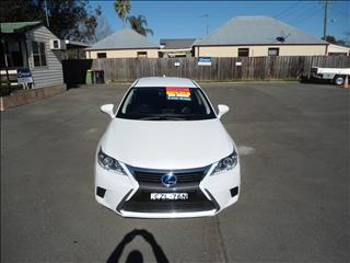 2015 LEXUS CT 200h. HYBRID LUXURY ZWA10R MY15 5D HATCHBACK