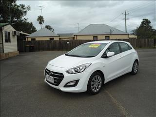 2017 HYUNDAI i30 ACTIVE GD4 SERIES 2 UPDATE 5D HATCHBACK