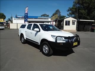2015 HOLDEN COLORADO LS (4x2) RG MY16 CREW CAB P/UP