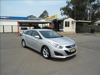 2014 HYUNDAI i40 ACTIVE VF 2 UPGRADE 4D WAGON