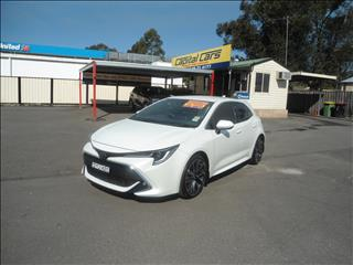 2018 TOYOTA COROLLA ZR ZRE182R MY17 5D HATCHBACK